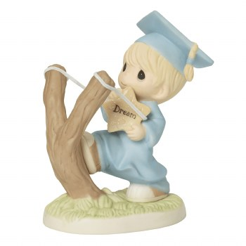 Precious Moments Graduation Gifts Shoot for the Stars Boy