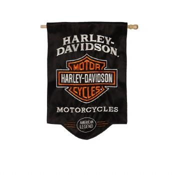 Harley Davidson Sculpted, Applique, REG, H-D American Legend