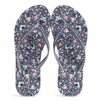 Vera Bradley Bonbon Ditsy Flip Flops