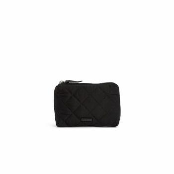 Vera Bradley Black Makeup Bag