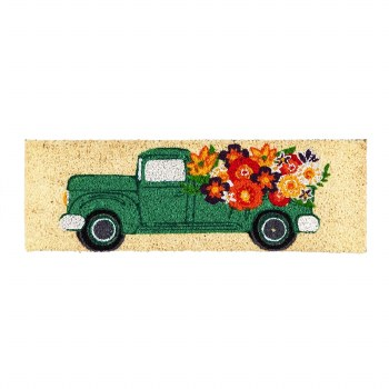 Mint Flower Truck Kensington Switch Mat