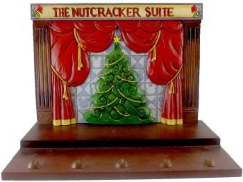 Jim Shore Nutcracker Displayer