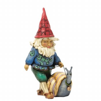 Jim Shore Gnome Sweet Gnome