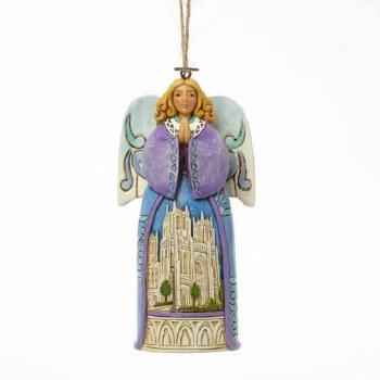 Jim Shore Angel Ornament