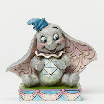 Jim Shore Dumbo Personality Pose