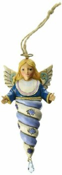Jim Shore Angel Ornament Shell