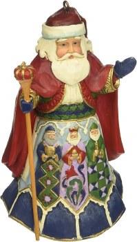 Jim Shore Hwc H/O Spanish Santa