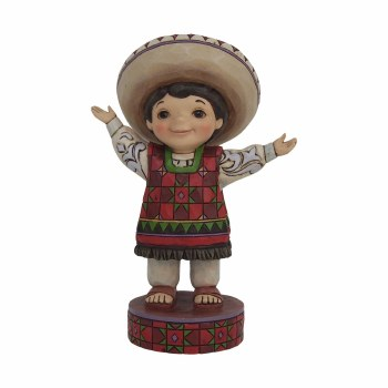 Jim Shore Little World Mexico