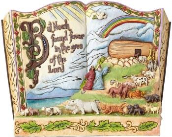 Jim Shore Bible Story Noah