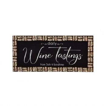 Wine Tastings Sassafras Switch Mat