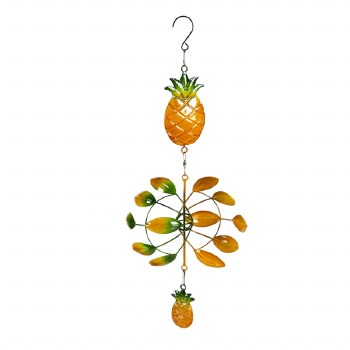 Hanging Mini Twirler, Pineapple