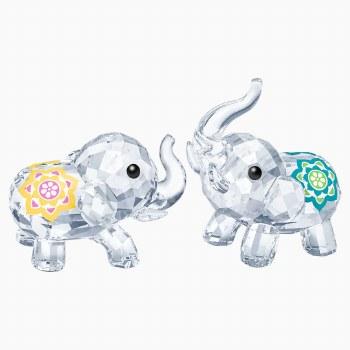 Swarovski Lucky Elephants