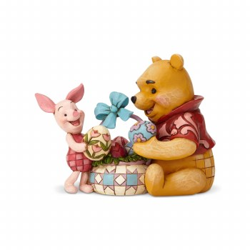 Jim Shore Pooh and Piglet