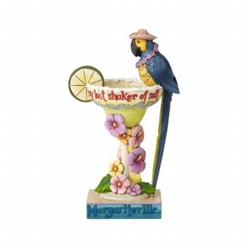 Jim Shore JS MAR Fig Parrot on Margarita