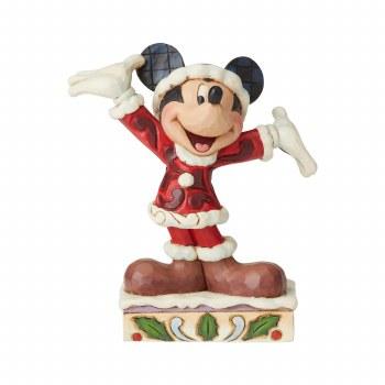 Jim Shore Mickey Christmas PP