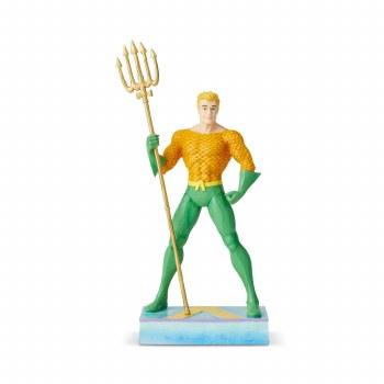 Jim Shore JSDCC Aquaman- Silver Age