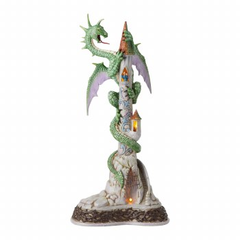 Jim Shore Limited Edition Lighted Dragon