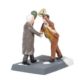 Department 56 Tip O' The Hats