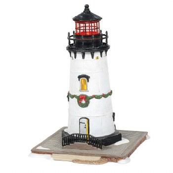 Department 56 Edgartown Harbor Light