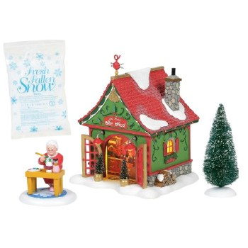 Department 56   MRS.CLAUS SHE SHED