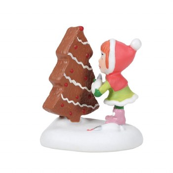 Department 56 Ginger's Gingerbread Cookie