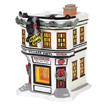Department 56 Village Vinyl