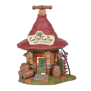 Department 56 Celia's Cellar