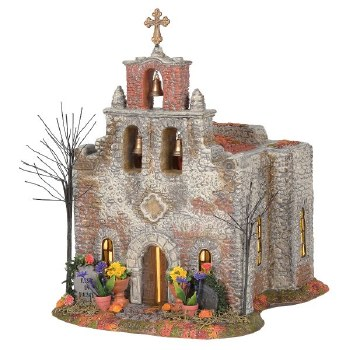 Department 56 Day of the Dead Church