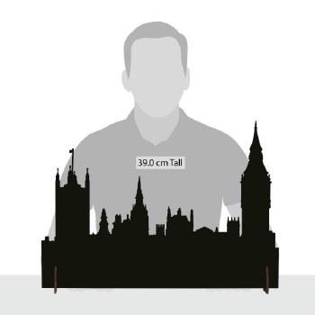 Department 56   CSPVL LONDON SILHOUETTE