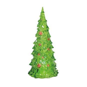 Department 56   CSPVL LIT EMERALD TREES