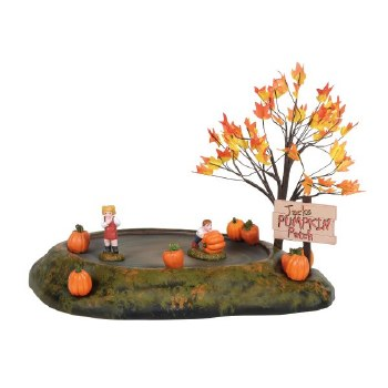 Department 56   ANIMATED PUMPKIN PATCH
