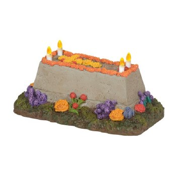 Department 56   DAY OF THE DEAD LIT MEMORIAL