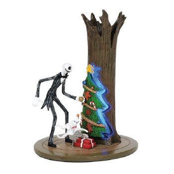 Department 56   JACK DISCOVERS CHRISTMAS