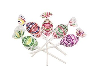 Assorted Charms Blow Pops