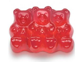 Fresh Strawberry Gummi Bears