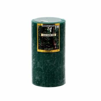 American Candle Balsam Fir 3X6 Pillar Candle