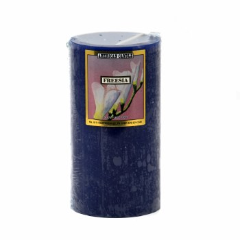 American Candle Freesia 3X6 Pillar Candle