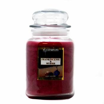 American Candle Frankincense & Myrrh 22OZ Jar