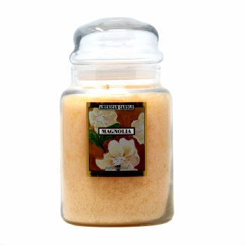 American Candle Magnolia 22 OZ Jar Candle