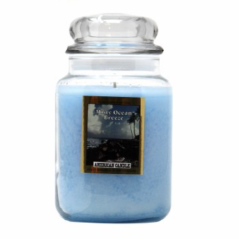 American Candle Ocean Misty Breeze 22 OZ Jar