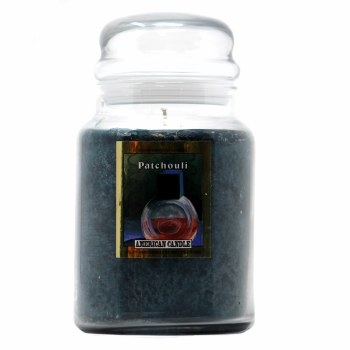 American Candle Patchouli 22 OZ Jar Candle