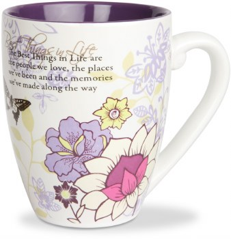 Best Things in Life - 20 oz Mug
