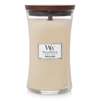 Woodwick Large Jar Vanilla Bean