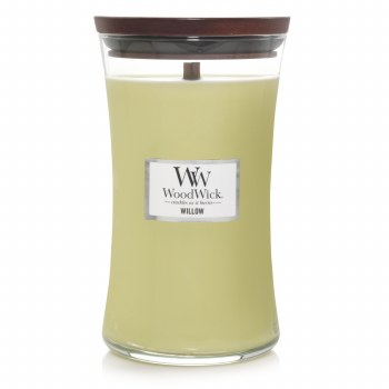 Woodwick Large Jar Willow