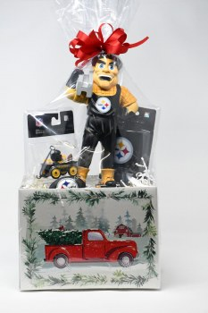 Pittsburgh Steelers Gift Basket - The