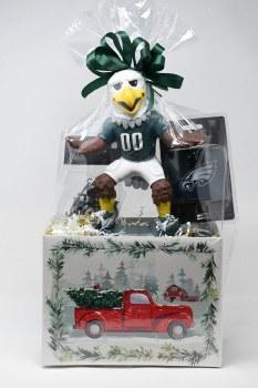 Philadelphia Eagles Gift Basket