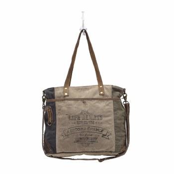 Life Always Shoulder Bag