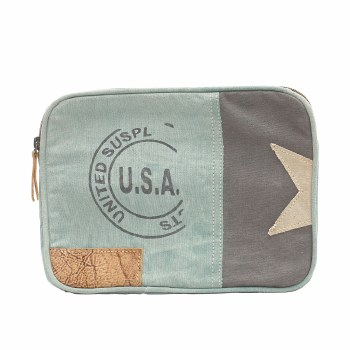 Usa Stamp Ipad Case