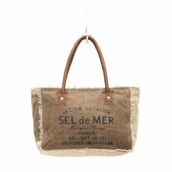 Sel De Mer Small Bag