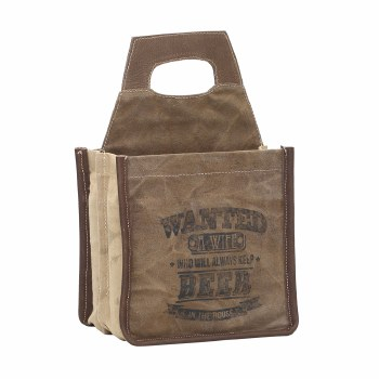 Wanted A Wife Beer Caddy